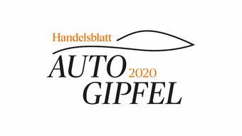 Логотип видеоконференции Handelsblatt Auto Gipfel 2020
