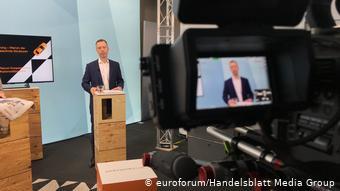 Главный редактор Handelsblatt Свен Афхюппе