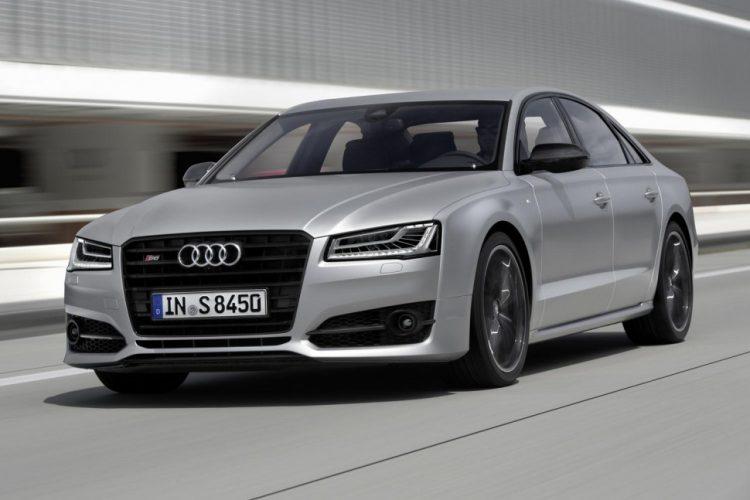 Audi S8 (Ауди С8)