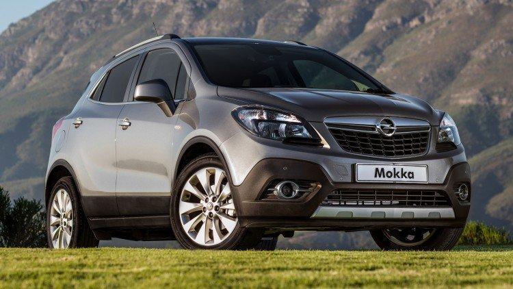Технические характеристики Opel Mokka 2016-2017 года