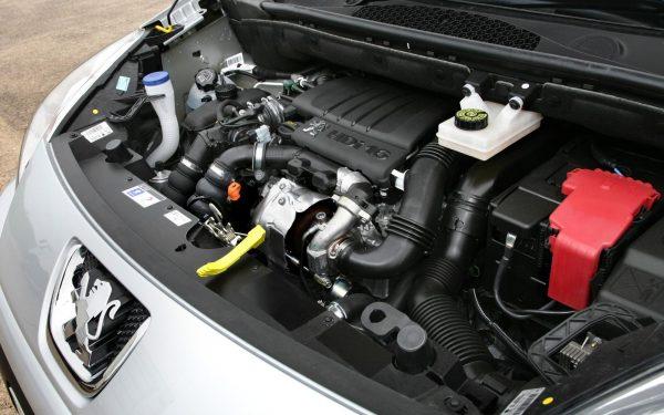 Форсированный двигатель мощностью в 120 л.с.