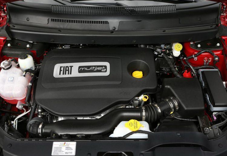 Фиатовский двигатель Мультиджет