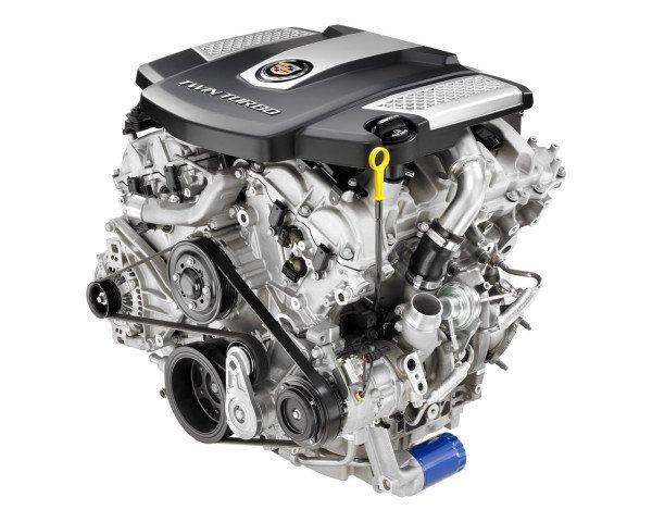технические характеристики Cadillac CTS