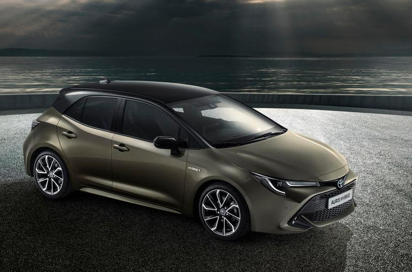 Toyota to release the 2018 version of the Toyota Auris