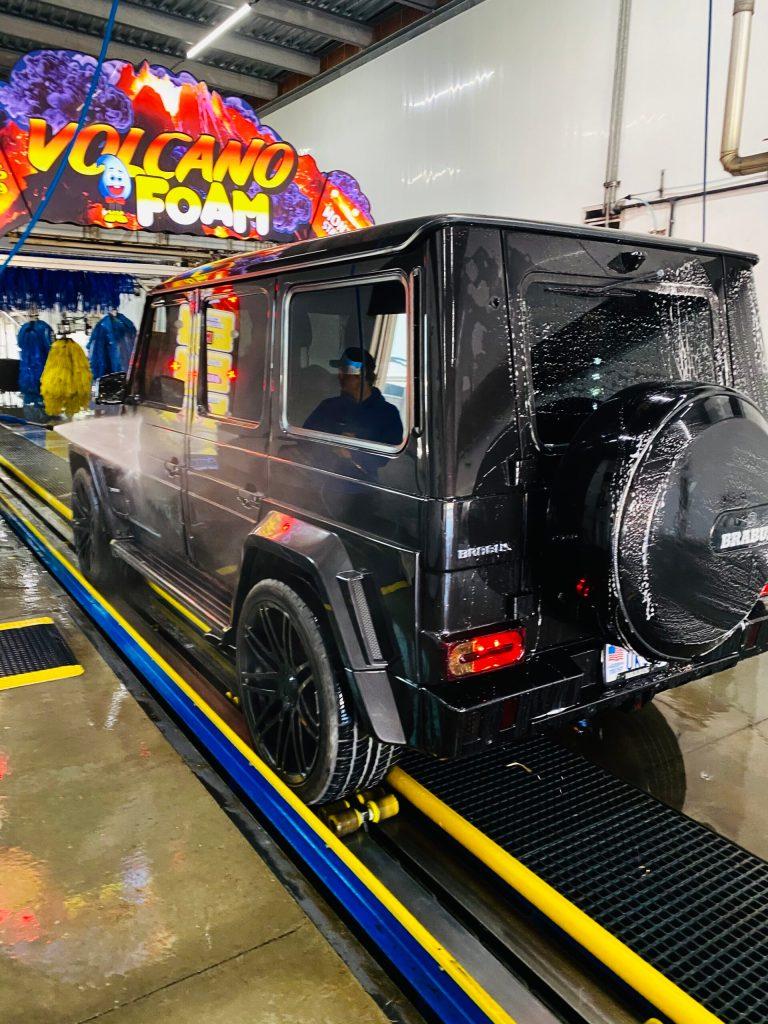 G wagon prep