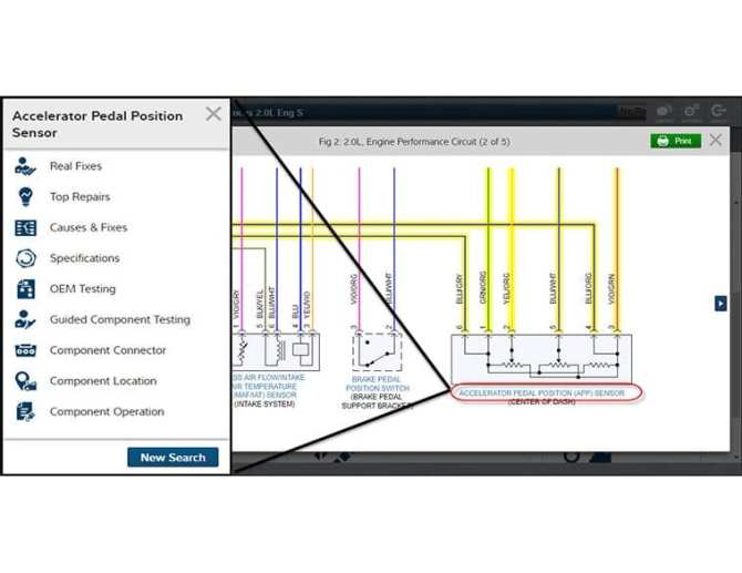 mitchell 1 enhances wiring diagrams  autosphere