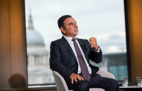 Ghosn's Renault role becomes more untenable