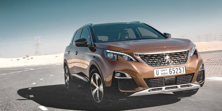 Groupe PSA posts historic global results as  PEUGEOT continues its comeback in the Middle East