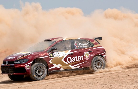 AL-ATTIYAH DELIVERS MINT START TO NEW POLO CAMPAIGNAND EXTENDS HIS LEAD IN QATAR INTERNATIONAL RALLY