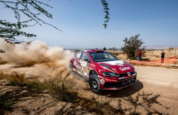 Jordan Rally2019 FIA Middle East Rally Championship, round 2