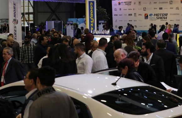 The Big Successof the First e-Motor Show® Middle East for Electric & Hybrid Cars