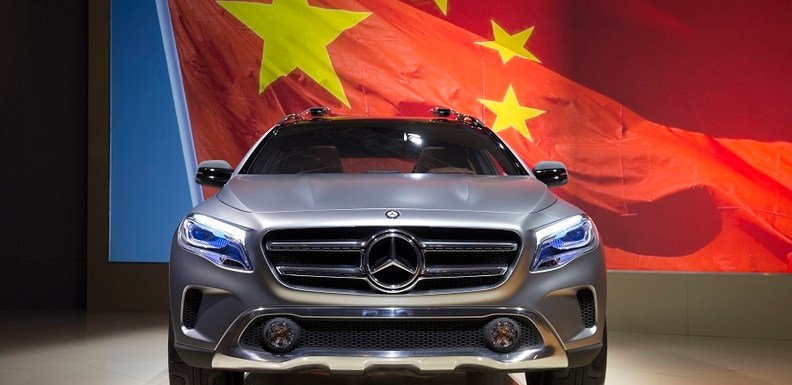 China's BAIC buys 5% stake in Daimler
