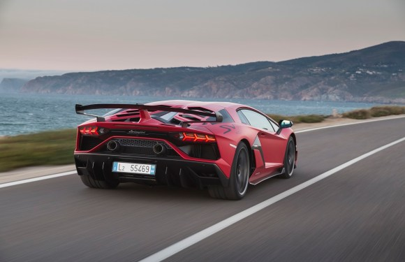 Automobili Lamborghini achieves record figures in Fiscal Year 2019