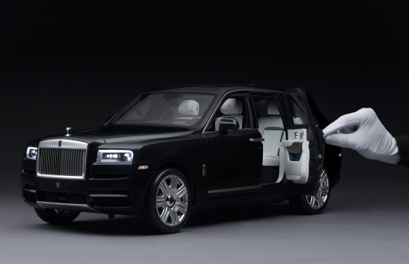 ROLLS-ROYCE MOTOR CARS:  ACHIEVING PERFECTION ON EVERY SCALE
