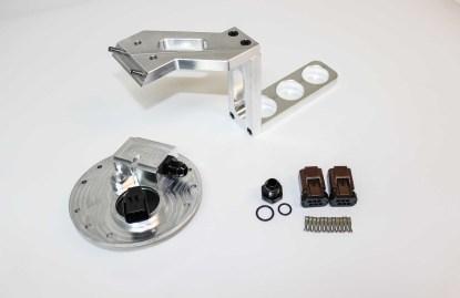 autosports engineering, sc300, billet, fuel pump , hanger, lexus, sc300, sc400, triple, walbro