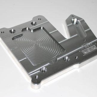 staging brake, mount, plate, honda, k series, b series, cnc, billet