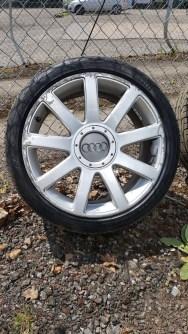 Audi #2 Before