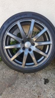 Audi #1 Before
