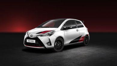 Photo of Женевский автосалон: Toyota представит «заряженный» Yaris
