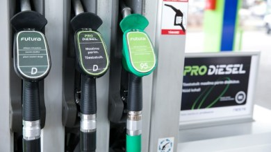 Новое дизельное топливо от компании Neste.