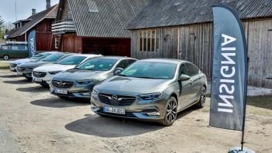 Photo of Новый Opel Insignia Grand Sport: тотальная оптимизация