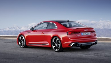 Photo of Новый Audi RS 5 Coupe