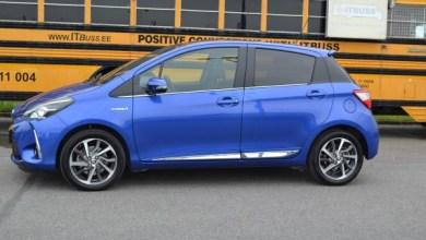 Photo of Toyota Yaris Hybrid – гибрид по бензиновой цене