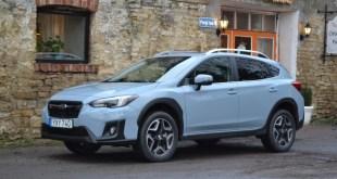 новый Subaru XV 2018-