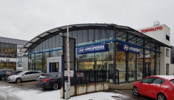 Официальный центр Hyundai.