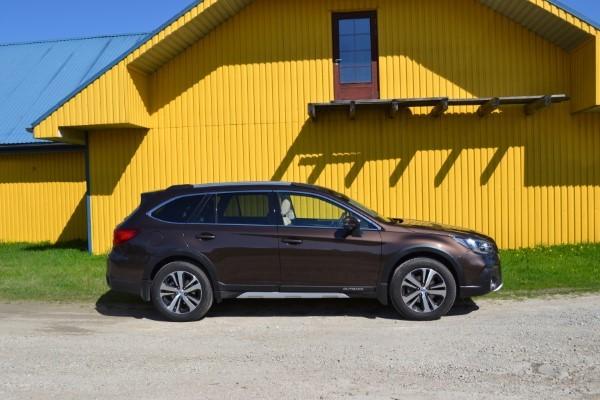 Photo of Универсал повышенной проходимости Subaru Outback обновился