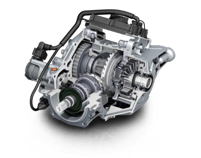 Фото системы полного привода для Opel Insignia Country Tourer.