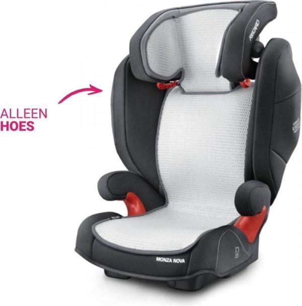 Recaro air mesh zomerhoes - inleg voor autostoel Milano en Monza Nova