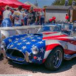 The Star Spangled Cobra Car