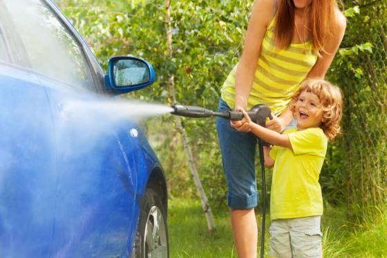 Spring Clean Car Wash Baltimore