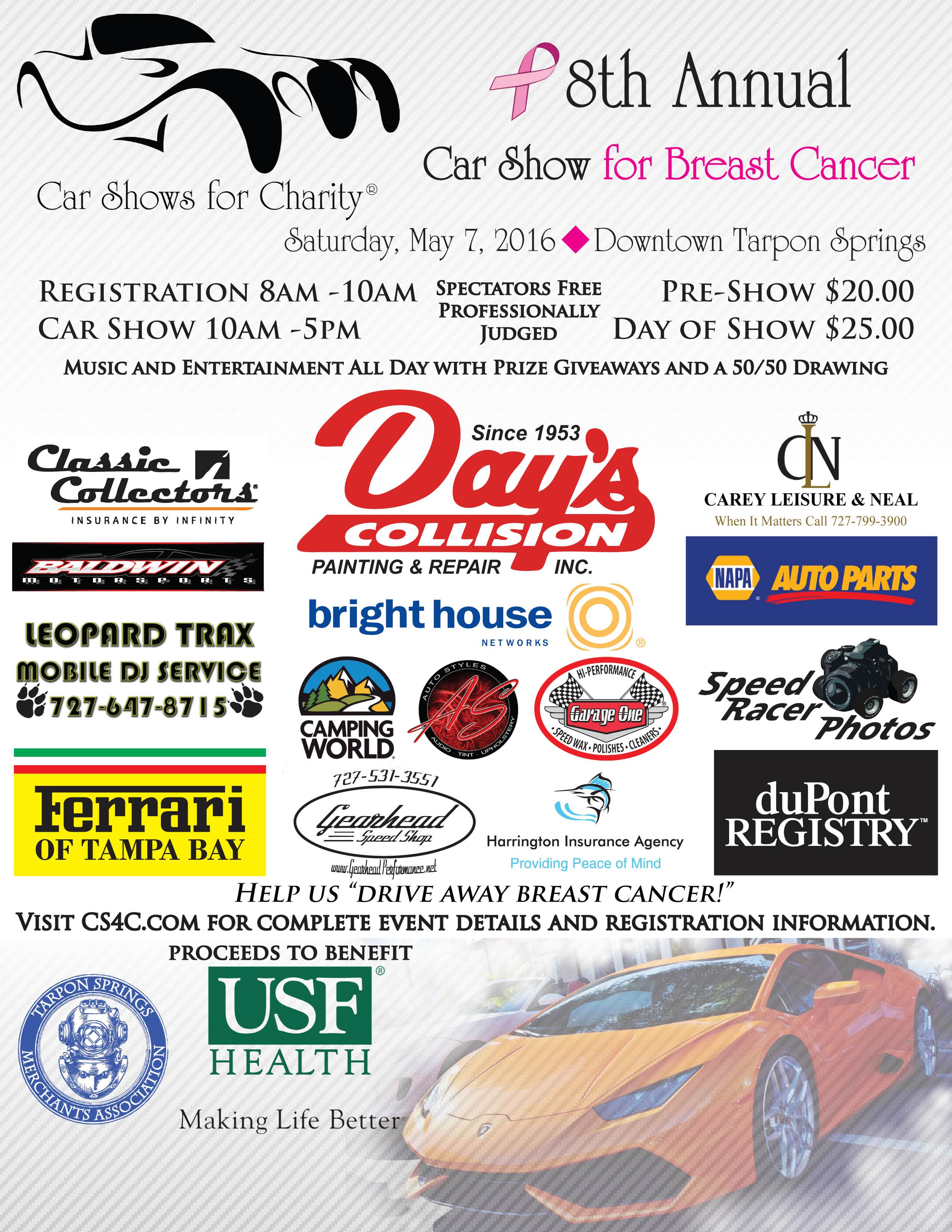 Event Calender Auto Styles - Car show event insurance