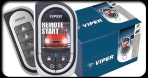 Car alarms by Viper