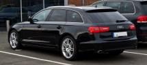 Audi_A6_Avant_S-line_(C7)_–_Heckansicht,_11._Februar_2013,_Düsseldorf