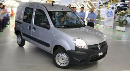 Último Renault Kangoo