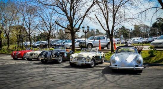 Rally del Oeste organizado por el Porsche Club Argentina