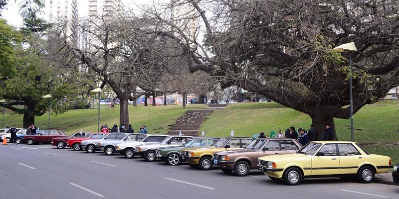 Caravana taunera a Rosario 2019