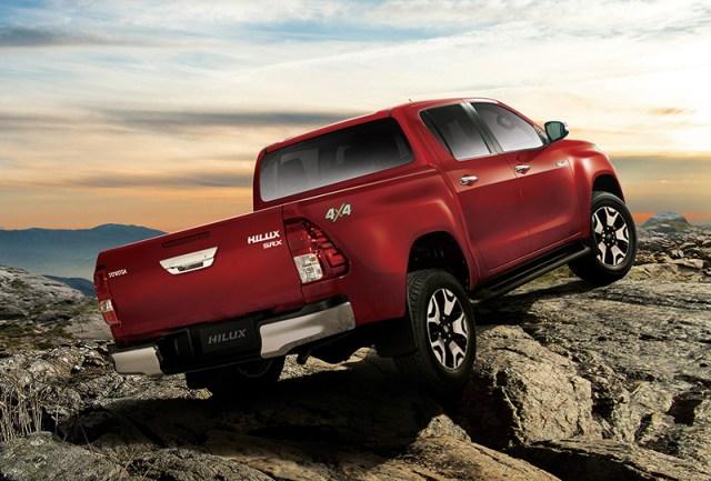 Toyota Hilux, el vehículo más vendido en Argentina en 2020