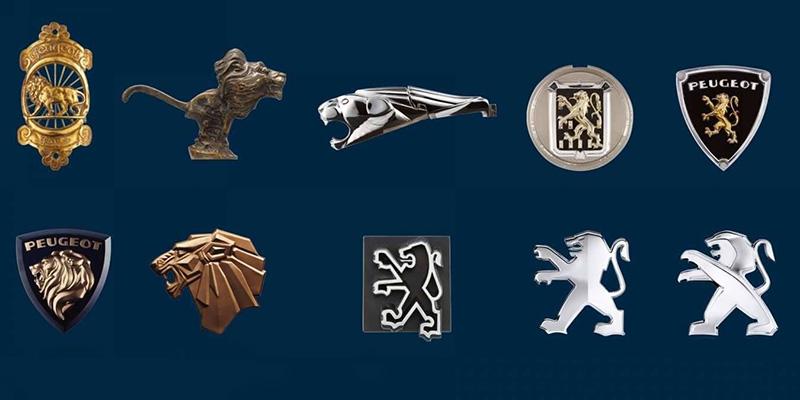 170 años del león de Peugeot