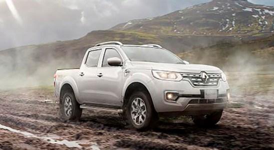 Renault Alaskan en Argentina