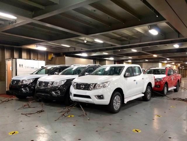 Nissan Argentina retoma exportacion a Brasil_AYC