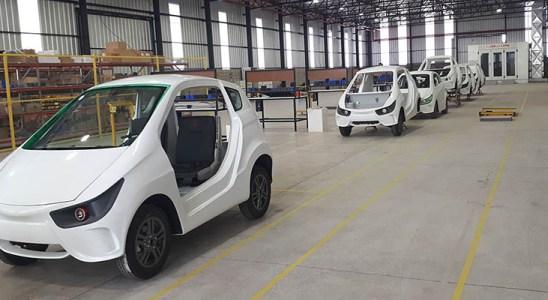 Volt Motors inicia producción