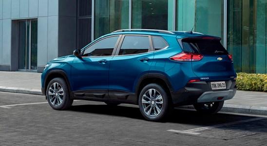 Chevrolet presenta la nueva Tracker