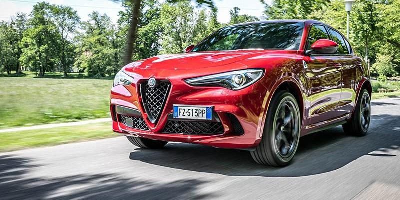 El Alfa Romeo Stelvio Quadrifoglio