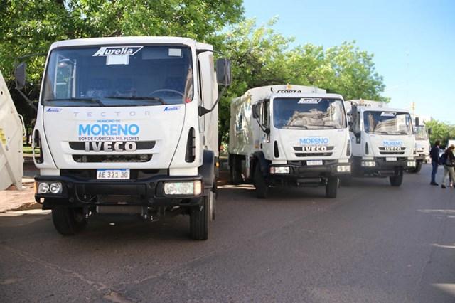 Los municipios bonaerenses se renuevan con camiones IVECO