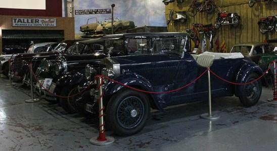 Re-apertura del Museo del Automóvil de Buenos Aires