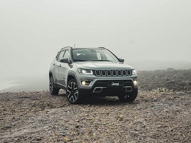 Jeep® presenta el nuevo Compass Limited Plus Turbodiésel